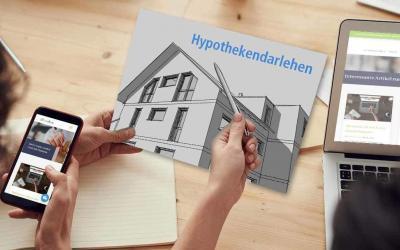 Hypothekendarlehen | Wissenswertes zur speziellen Kreditart