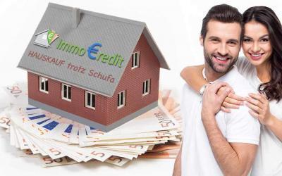 Hauskauf trotz negativer Schufa