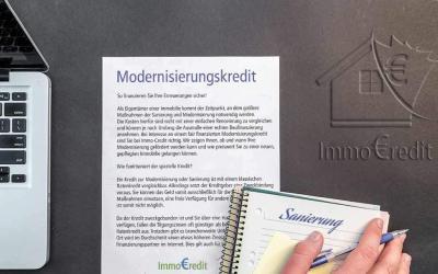 Modernisierungskredit